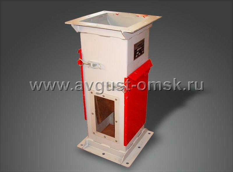 Сепаратор магнитный типа МСС